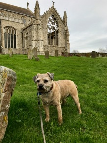 Cley Church Graveyard