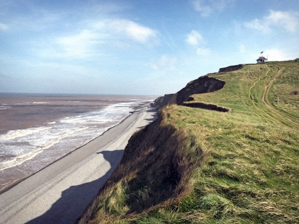 Sheringham Cliffs